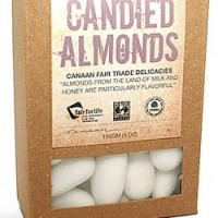 Candied Almonds from Palestine