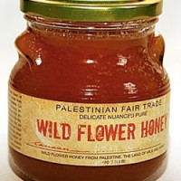 Palestinian Wildflower Honey