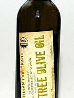 Canaan Fair Trade Organic Extra Virgin Olive Oil, 500ml