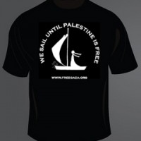 We Sail Until Palestine is Free