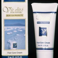 Dead Sea Foot Care Cream