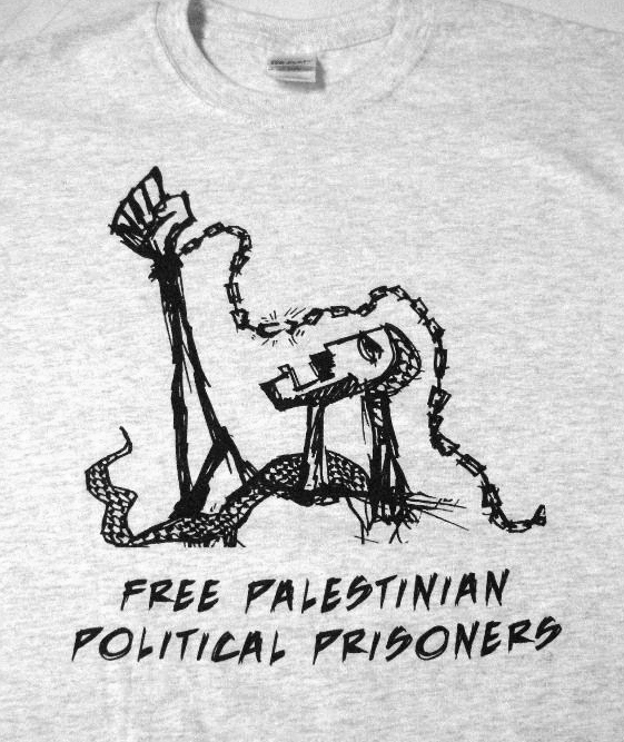 Free Palestinian Political Prisoners