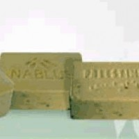 Nablus Olive Oil Soap with thyme