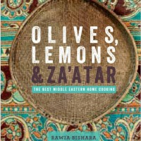 Olives, Lemons & Za'atar by Ruwa Bishara
