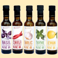 Crushed olive oils Canaan Fair Trade