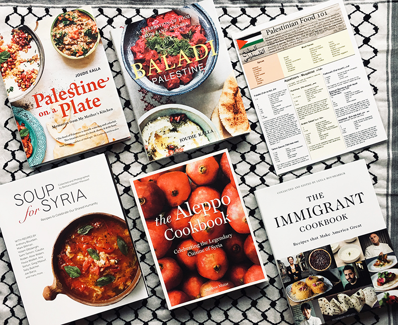 Cookbooks From Palestine Sy Ria And Us Immigrants Palestine