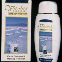 Dead Sea Facial Cleanser & Makeup Remover