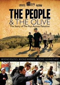 The People and The Olive: The Story of the Run Across Palestine